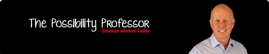 The Possibility Professor